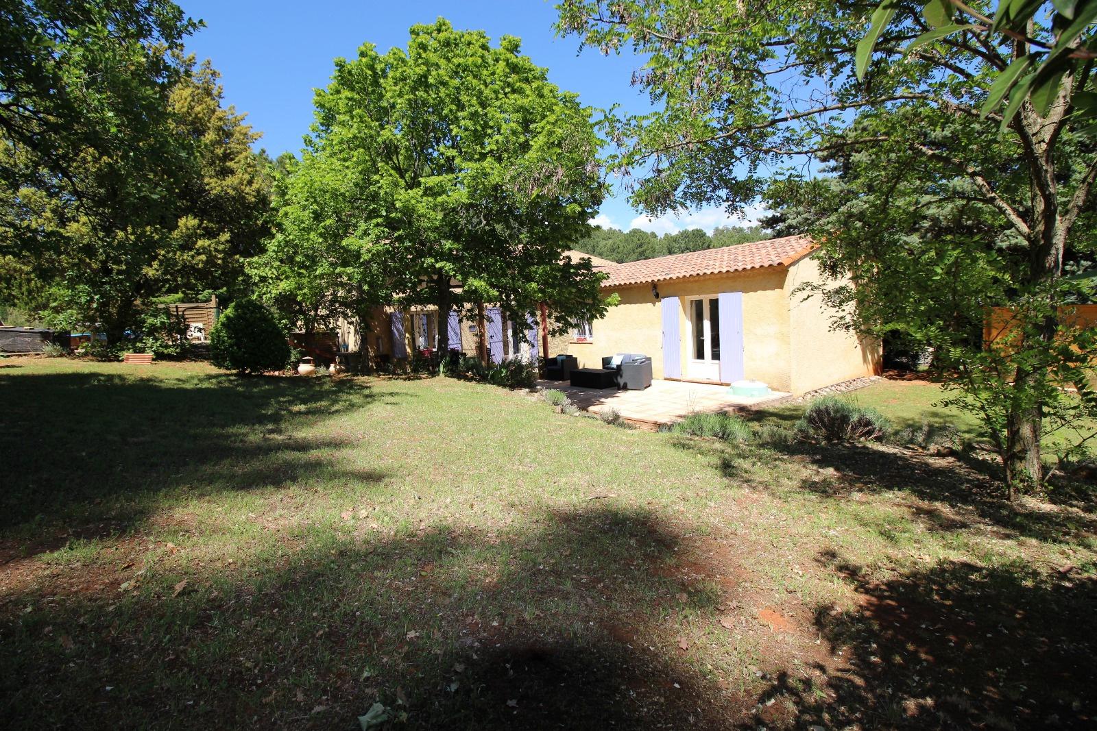 Vente maison/villa 5 pièces roussillon 84220