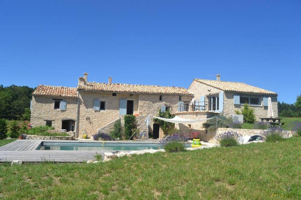 Vente maison/villa 7 pièces banon 04150